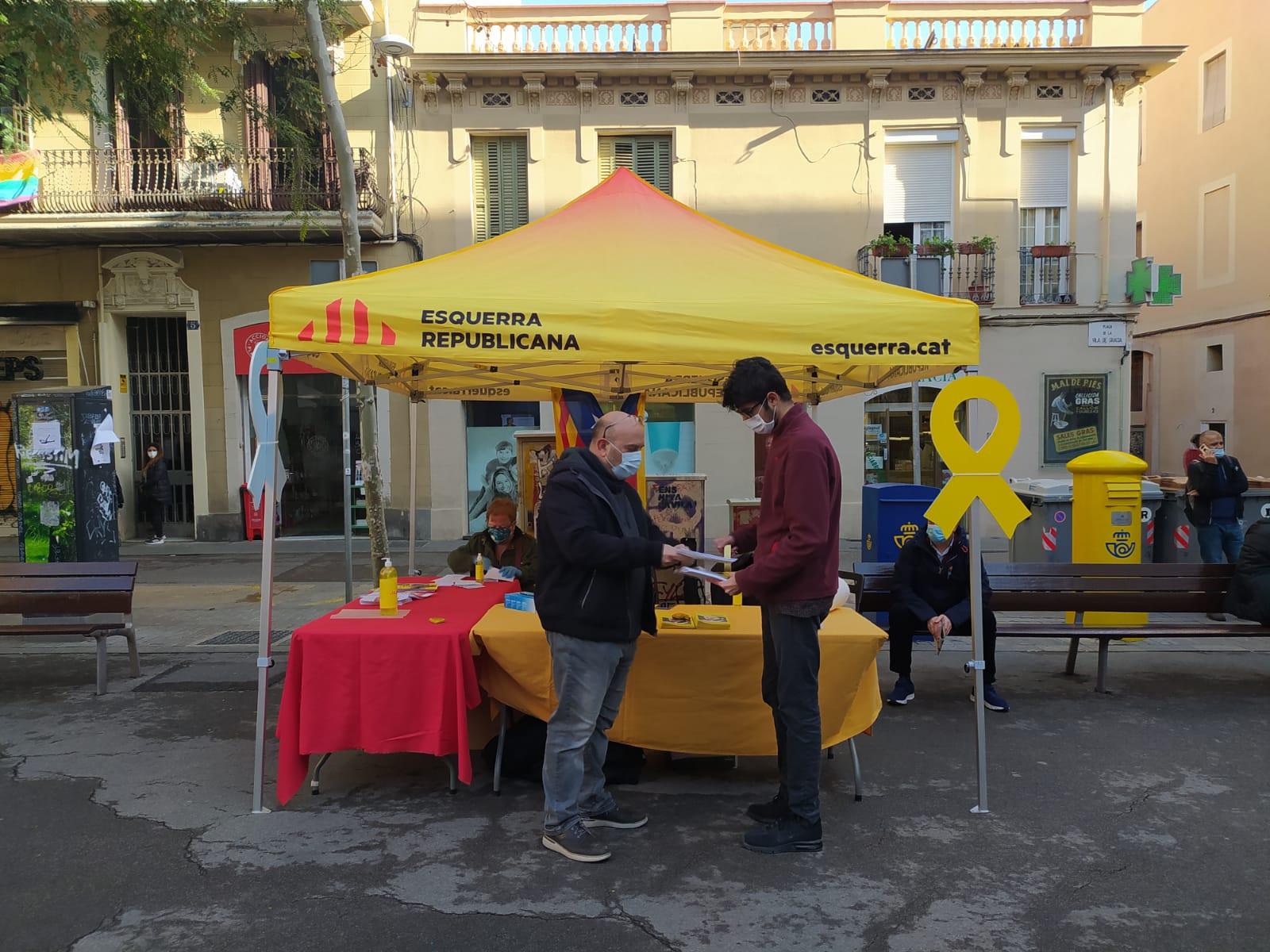 plaça de la Vila, divendres 29-01-21