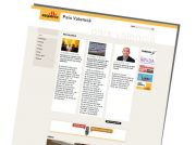 Nova pàgina web d'ERPV