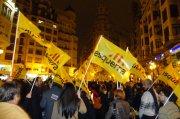 ERPV a la manifestació de València