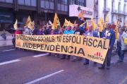 Manifestació del 25 d'abril