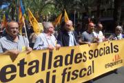 Manifestació 1er de Maig