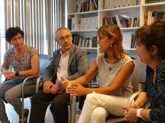 Sessió de treball amb Badalona