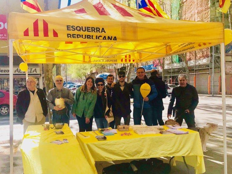 ERC Clot Verneda Erbest MAragall Alcalde Barcelona